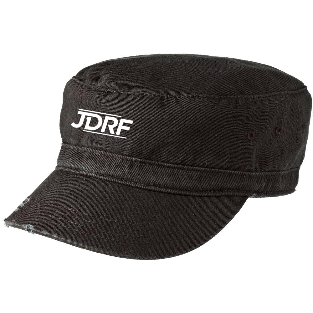 enclave officer hat. district® - distressed military hat enclave officer